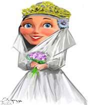 نکات مهم آرایش عروس در سال 95