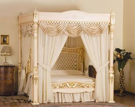 شیک ترین تزیین اتاق خواب عروس,تزیینات اتاق خواب عروس,اتاق عروس