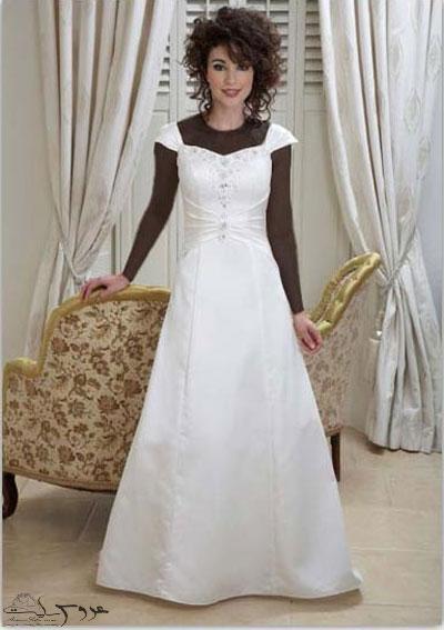 انتخاب لباس عروس, مدل لباس عروس