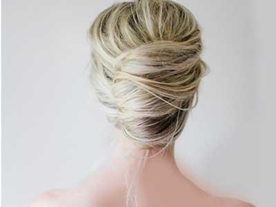مدل موی ساده و شیک برای جشن عروسی