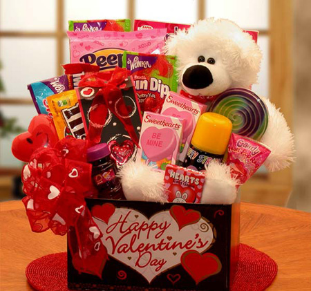 نحوه تزیین هدایای روز ولنتاین, تزیین گیفت های روز ولنتاین
