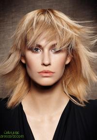 انواع مدل و رنگ موهای جدید