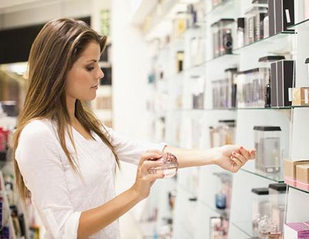 راهنمای خرید عطر,شیوه خرید عطر