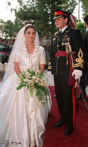 عکس مدل لباس عروس زیبا ترین پرنسس های جهان