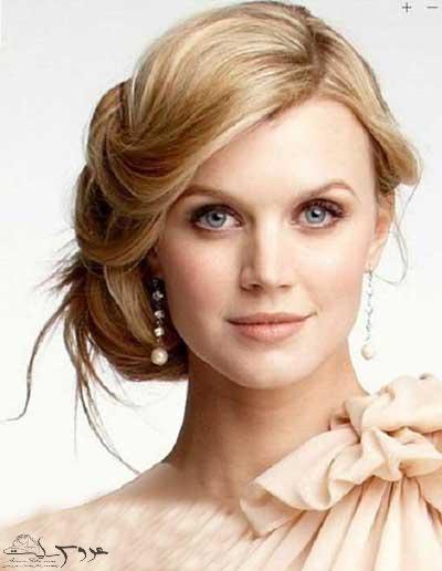 مدل مو های بلند ویژه عروسی و نامزدی