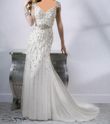 مدل های جدید لباس عروس از برند Midgley 2017