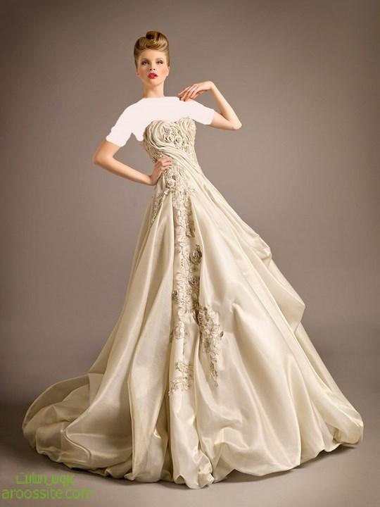 مدل های جدید لباس مجلسی دخترانه 2014
