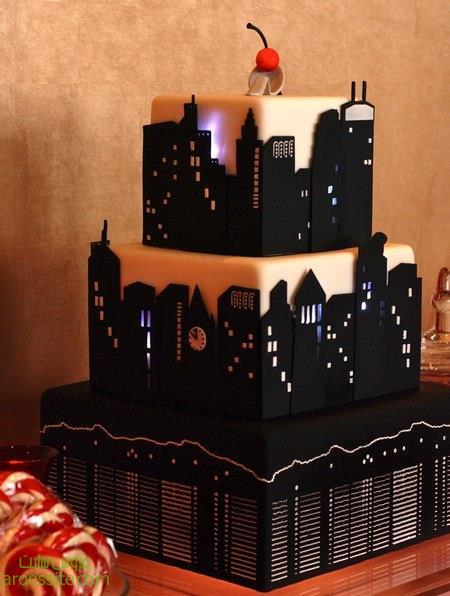 مدل کیک عروسی 2014  keyk arosi(cake arosi(