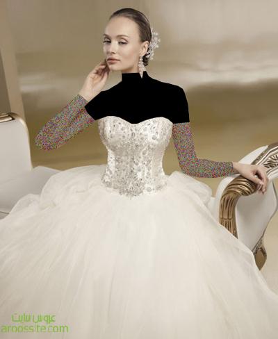 جدیدترین مدلهای لباس عروس نیکول پرنسسی