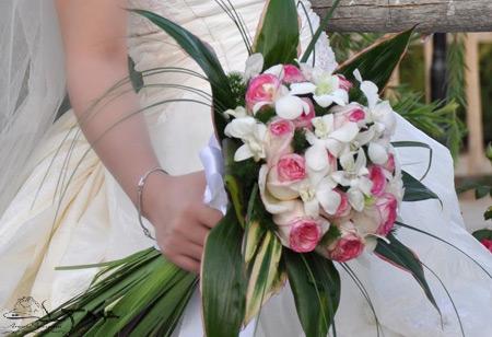 عکس دسته گل عروس,عکس دسته گل عروس ایرانی,دسته گل عروس