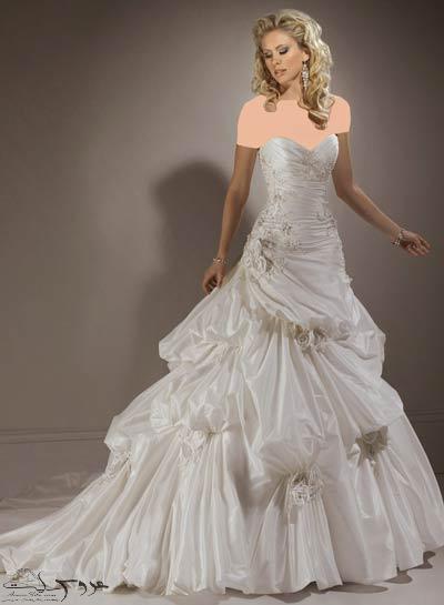 مدل لباس عروس , لباس عروس سال 92