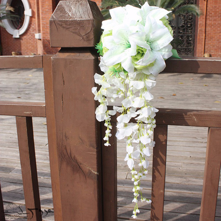 مدل دسته گل عروس 2016 و 95