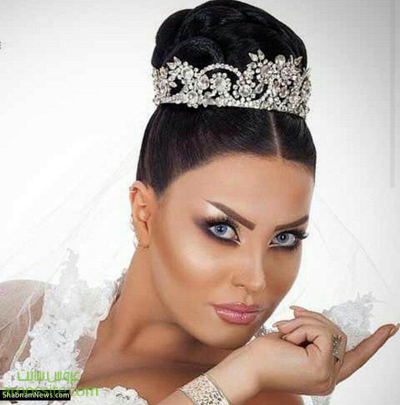 مدل مو عروس 2013