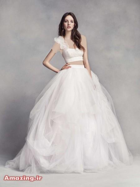 مدل لباس عروس اروپایی