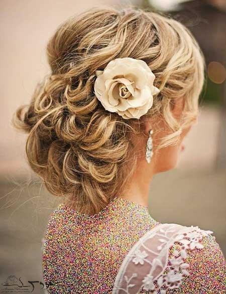 مدل موی زیبای عروس