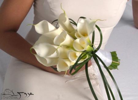 عکس دسته گل عروس,تصاویر دسته گل عروس,مدل دسته گل عروس
