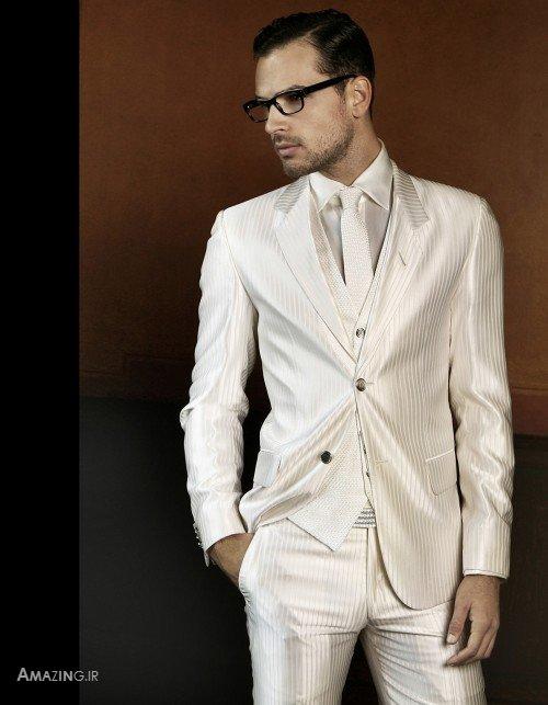 مدل کت شلوار دامادی ۲۰۱7 مردانه