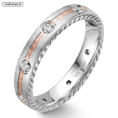 مدل زیبای حلقه ازدواج