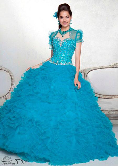 مدل لباس حنابندان عروس ۲۰۱7
