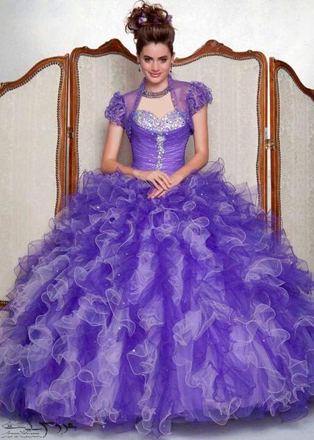 مدل لباس حنابندان, لباس حنابندان عروس