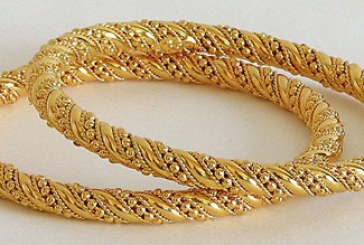 شیک ترین دستبندهای طلا عروس