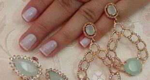مدل نیم ست های جواهر عروس